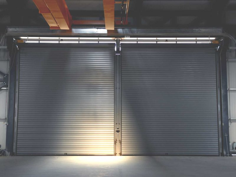 Moving Column – Rolling Shutter